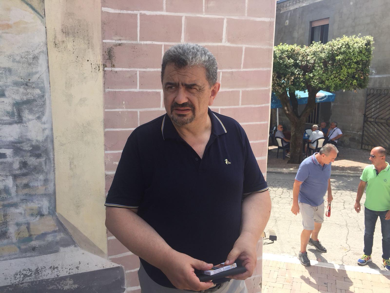 Montecilfone, il sindaco ordina la chiusura dei market e della chiesa. Il serbatoio verrà messo in sicurezza