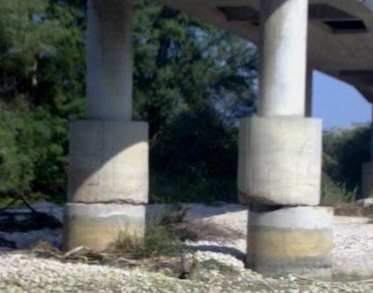 Terremoto in Molise, chiuso per due mesi il Ponte Sangro in Abruzzo