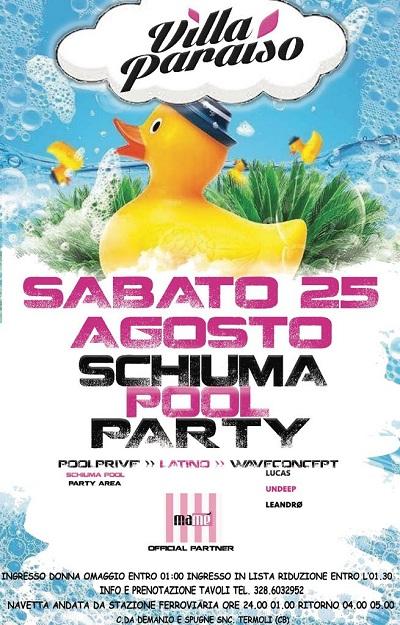 Schiuma party