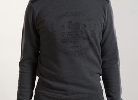 Sweater University - Marl grey
