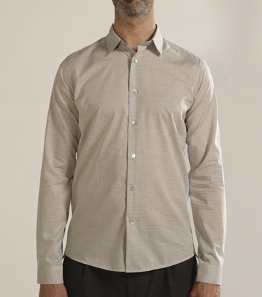 Shirt Leroy - Grey
