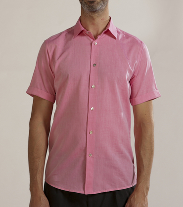 Shirt Moussu - Pink