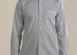 Shirt Suetens - Blue