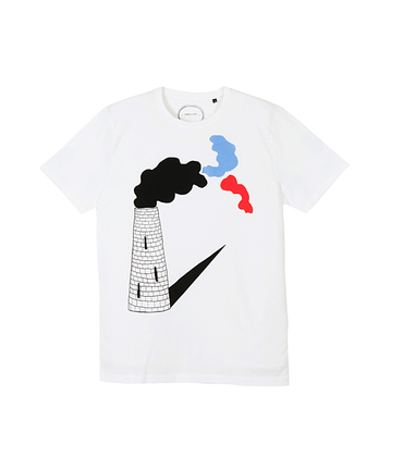 Tee-shirt Eté des LIP - White