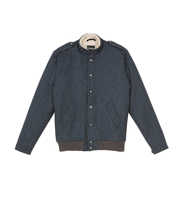 Jacket Albert - Blue