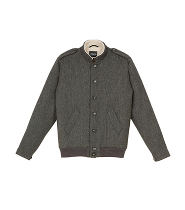 Jacket Albert - Grey