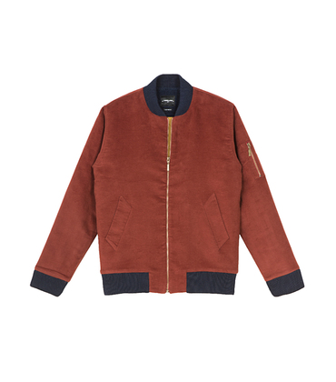 Jacket Anatole - Rusty
