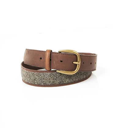 Belt CDP - Grey tweed
