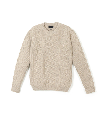 Sweater St Louis - Marl beige