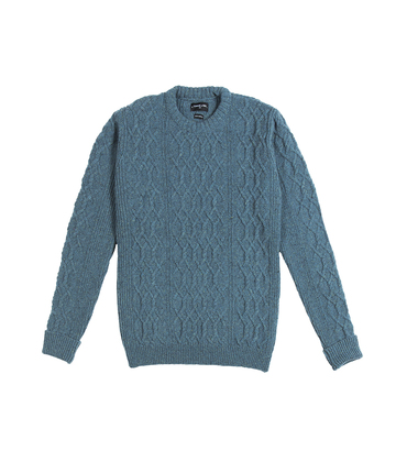 Sweater St Louis - Marl blue