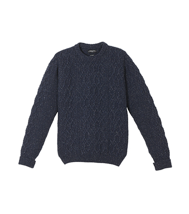 Sweater St Louis - Marl navy