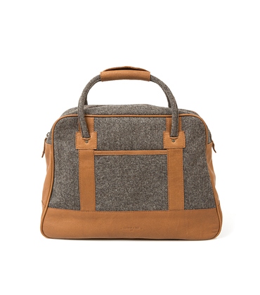 Bag 27MARS - Grey tweed