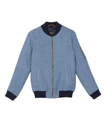 Jacket Anatole - Blue