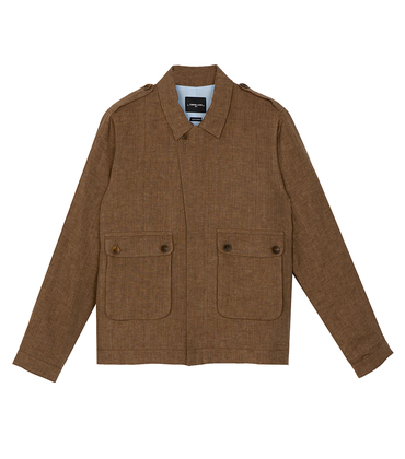 Jacket Boris - Brown