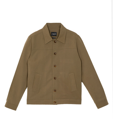 Jacket Jean - Brown