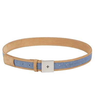 Beltbox linen - Blue