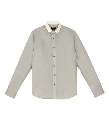 Shirt Flourens - Grey