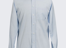 Shirt Eudes - Light blue