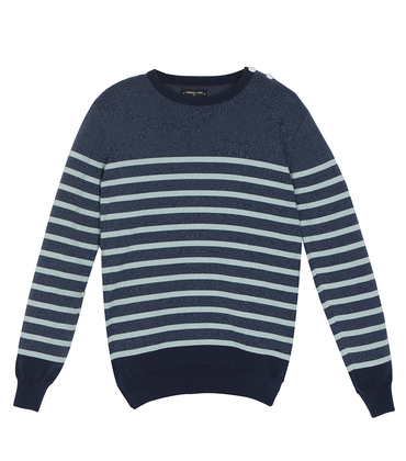 Pullover Javel - Blue stripes