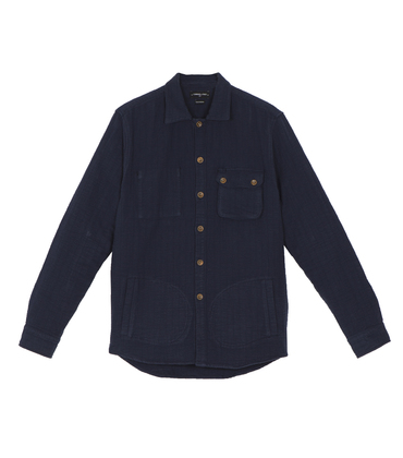 Overshirt Simon - Navy