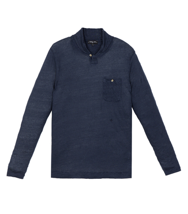Long sleeves Javis - Navy