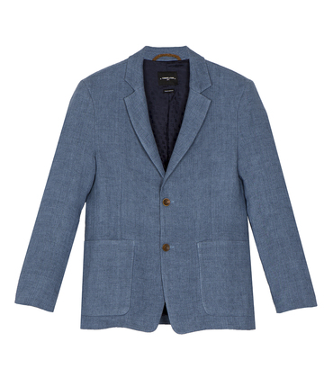 Suit Jacket Protot - Blue