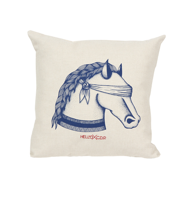 Cushion Cheval