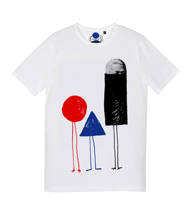 Tee-shirt Shadoks - White