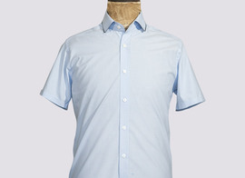 Shirt Clément - Light blue