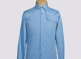 Shirt Courbet - Blue