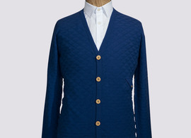 Cardigan Orsay - Blue