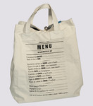 Bag Menu offwhite