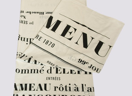 Plaid Menu -