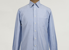 Shirt Eudes 02 - Blue