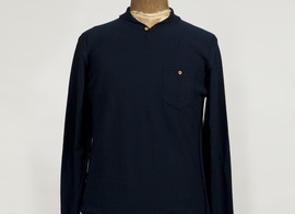 Sweater Temple - Navy