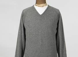 Sweater Haxo - Marl grey