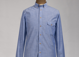 Shirt Gambon - Blue