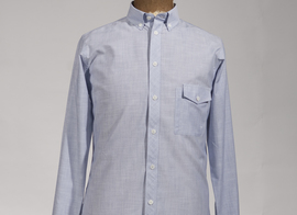 Shirt Gambon - Blue stripes