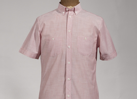 Shirt Assi - Red stripes