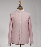 Shirt Lissagaray red stripes