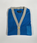 Cardigan Chtillon blue