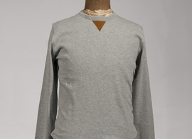 Sweater Montrouge - Marl grey
