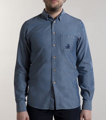 Shirt Pindy - Blue