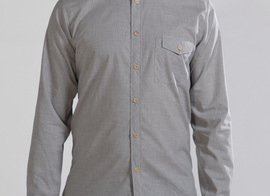 Shirt Gambon - Grey