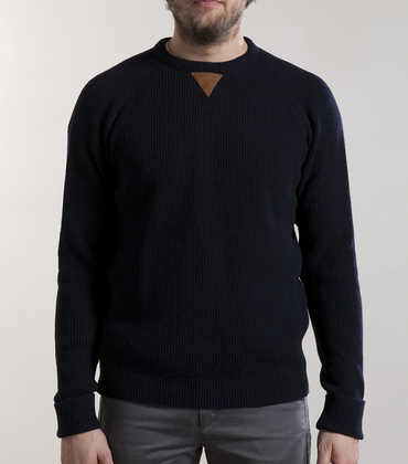 Sweater Maillot - Dark bkue