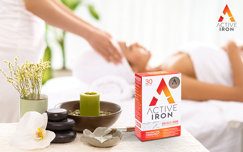 Win a rejuvenating spa day courtesy of Active Iron
