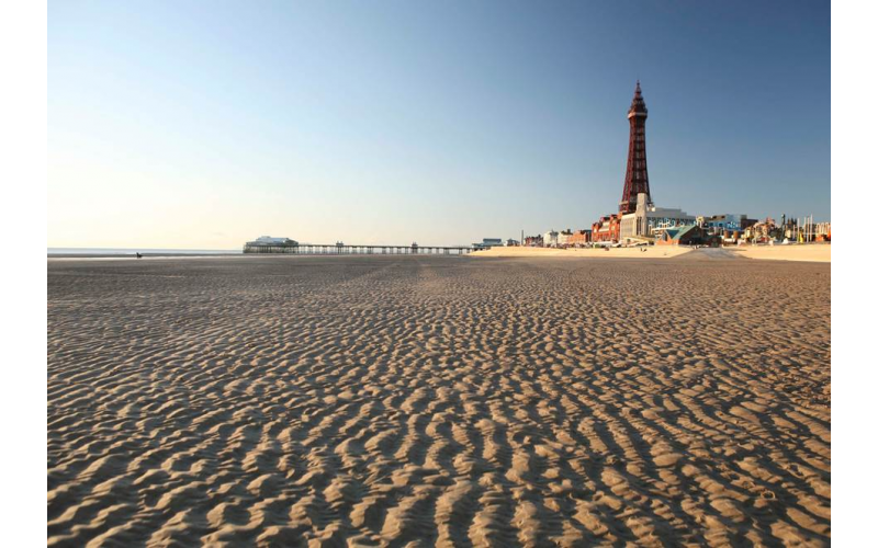 Blackpool Resort Pass Plus for two families of four