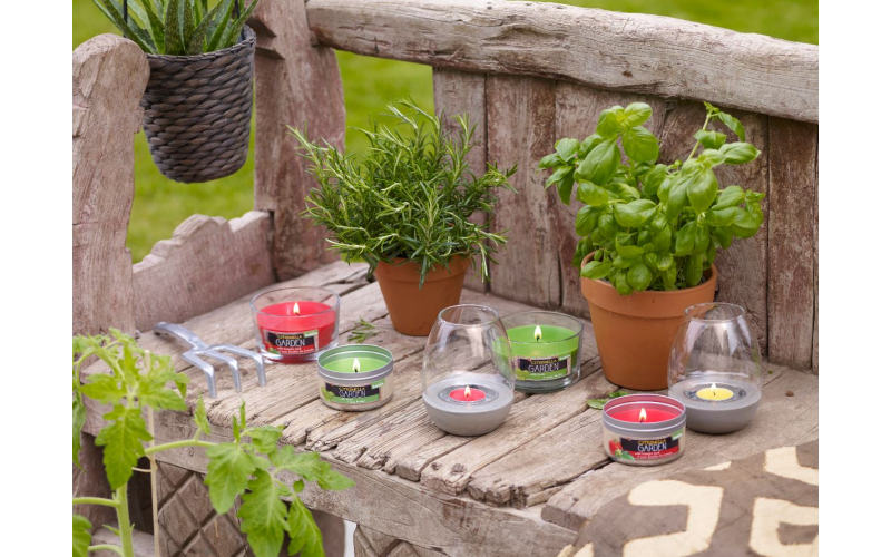 £50 worth of Citronella Garden Candles from Bolsius