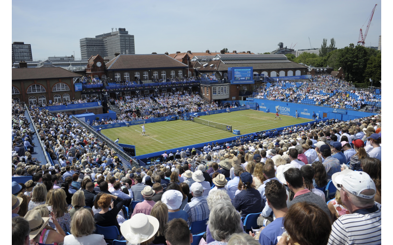 A pair of tickets to Aegon Championships at The Queen�s Club, Sunday 25th June
