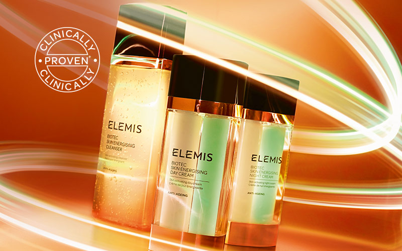 Win an ELEMIS course of 6 treatments and a hamper worth over £540